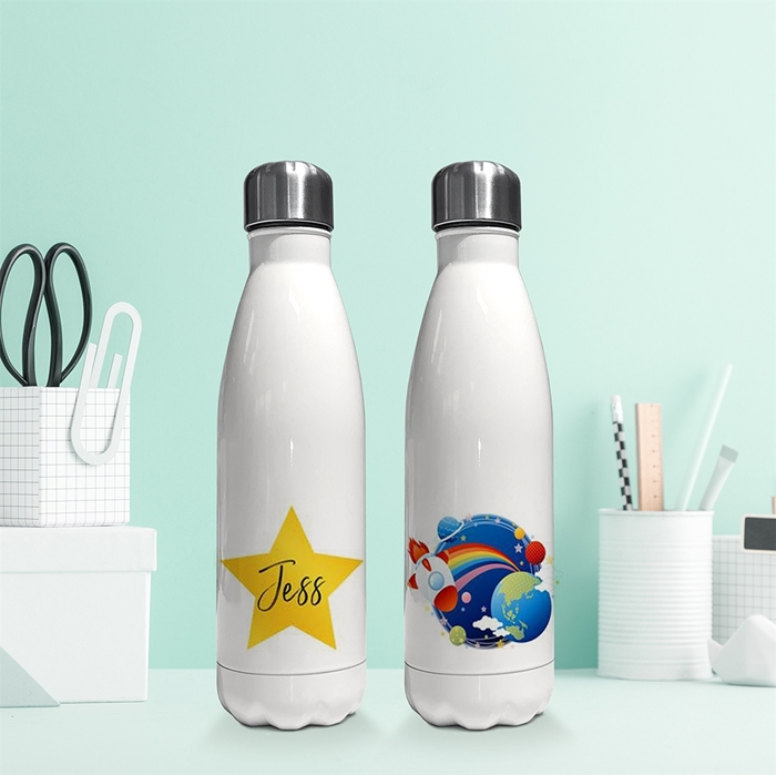 Picture of Space adventure insulated water bottle