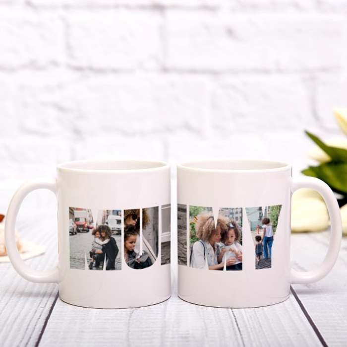 Picture of Mummy Photo Personalised Mug