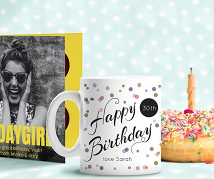 Picture for category Birthday mugs