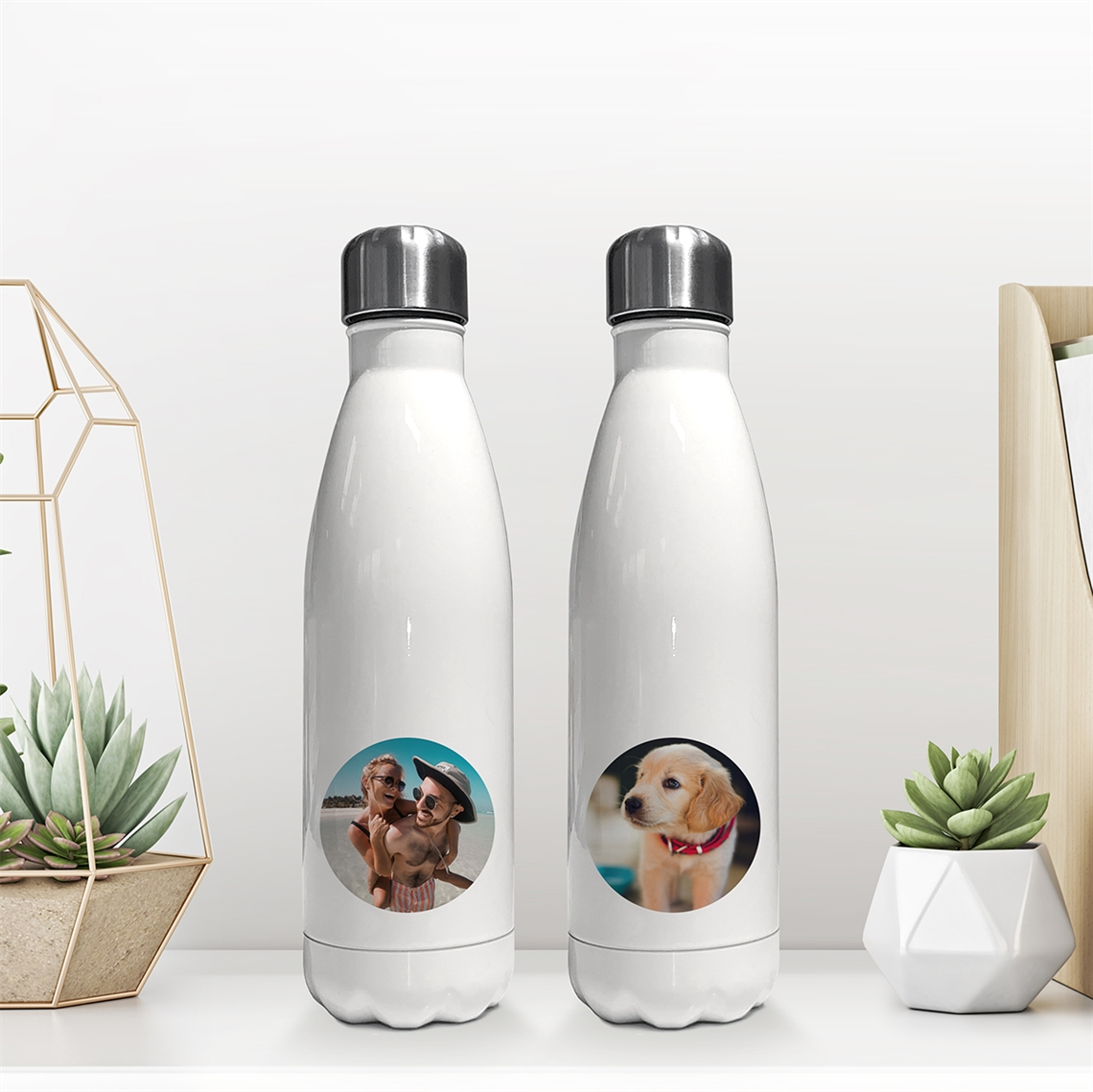 Picture of Photo insulated water bottle