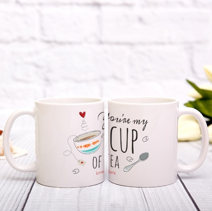 Picture of You're my Cup of Tea Personalised Mug