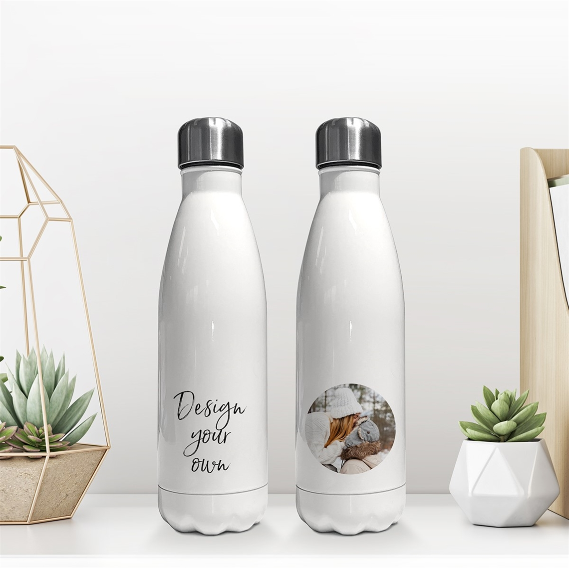 Picture of Design your own insulated water bottle
