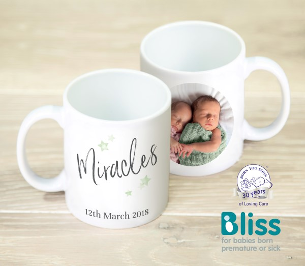 Picture of Multiple Miracles personalised mug