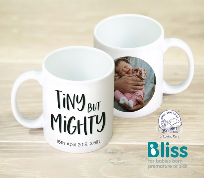 Picture of Tiny but Mighty personalised mug
